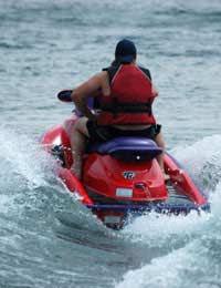 Personal Water Craft Pwcs Royal Yachting