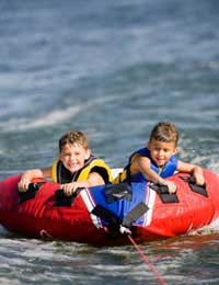 Inner Tube Tubers Watersport Swimming
